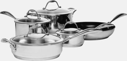 Silver 5-delars set från Gourmet-serien i Selected by Mannerström