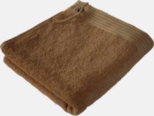 Badhanddukar med ögla och snöre - med reklambrodyr