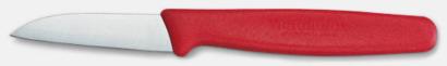 Röd (6 cm) Professionella skalknivar