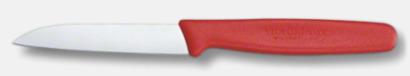 Röd (8 cm) Professionella skalknivar