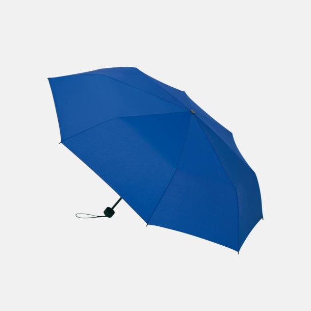 Euro Blue Kompakta paraplyer med eget reklamtryck
