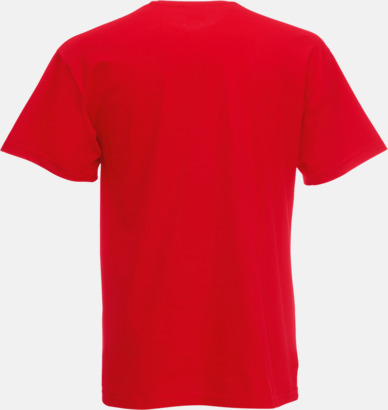 Valueweight t-shirt med tryck