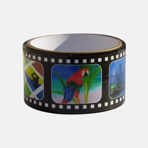 CMYK-tryck Tejp med fototryck