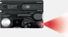 SwissCard Lite från Victorinox med reklamlogga