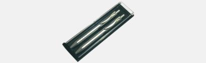 Metallpenna med vacker form