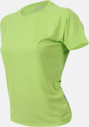 Apple green Sport t-shirts i många färger - med reklamtryck