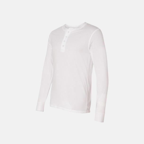 Kraglösa piké t-shirts med reklamtryck