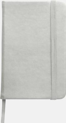 Silver Färgglada anteckningsböcker med tryck