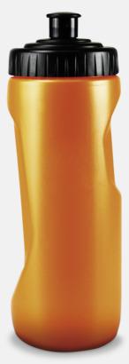 Orange Boss - Vattenflaskor med tryck