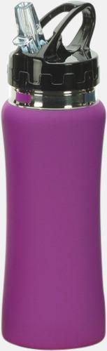Violet Vattenflaskor i många färger - med reklamtryck