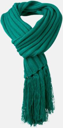 Emerald Halsdukar med egen logga