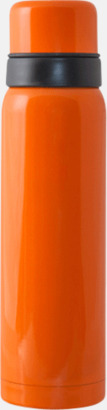 Orange / Svart 1 liter termos från Vildmark