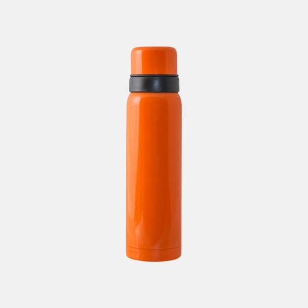 Orange 1 liter termos från Vildmark