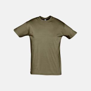 Billiga unisex t-shirts i många färger med reklamtryck