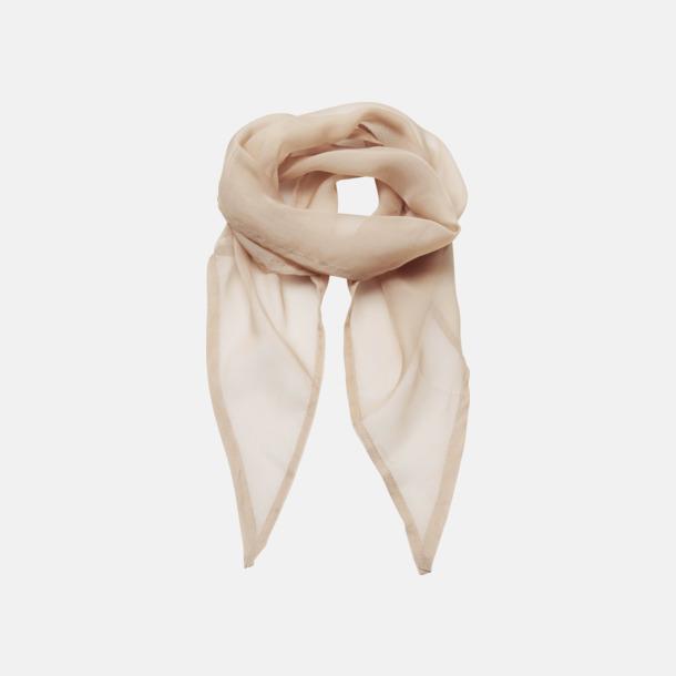 Natur Tunna accessoarscarfs i många färger