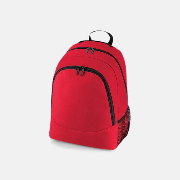 Classic Red Ryggsäckar med reklamtryck
