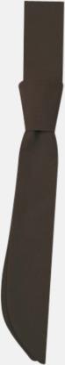 Taupe (kravatt) Ready-to-wear slipsar och kravatter med eget tryck