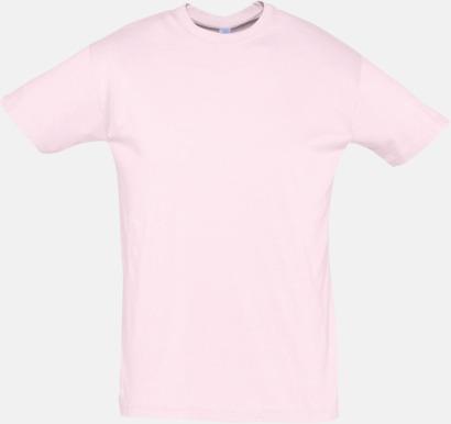 Pale Pink Billiga herr t-shirts i rmånga färger med reklamtryck