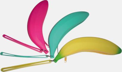 Fruktfodral för smink, pengar eller pennor - med reklamtryck