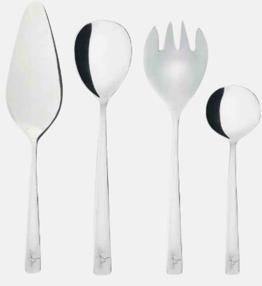 4-delar 4- eller 3-delars serveringsset från Selected by Leif Mannerström