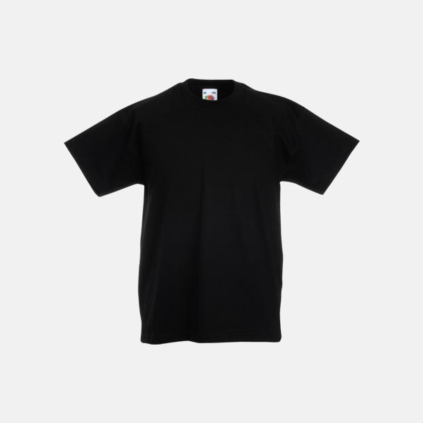 Svart T-shirt barn - Valueweigth barn t-shirt