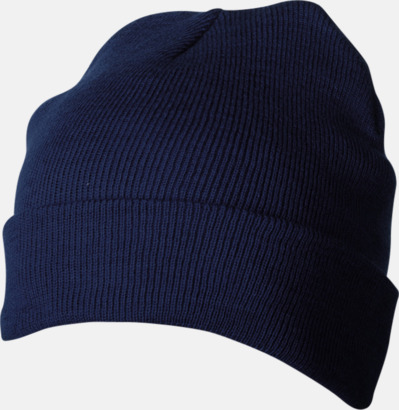 Marinblå Vintermössa med Thinsulate