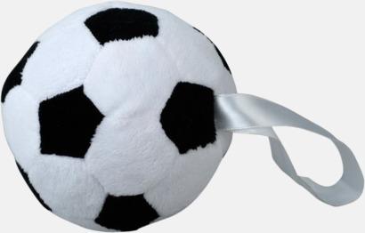 Fotboll Små maskotar att hänga i bilen - med reklamtryck