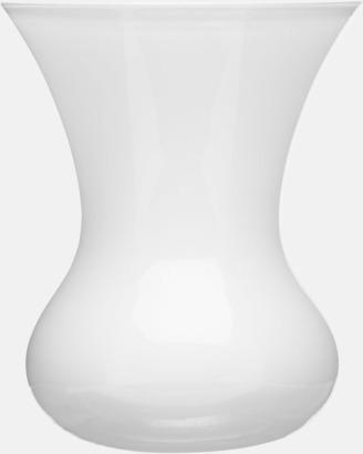 Vit Klassiska tulpanvaser från Sagaform