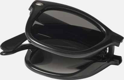 Solglasögon med vikbar ram - med tryck
