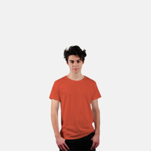 Eko t-shirts i Fairtrade-bomull med reklamtryck