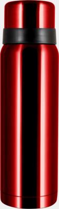 Rubinröd Billiga termosar med gravyr