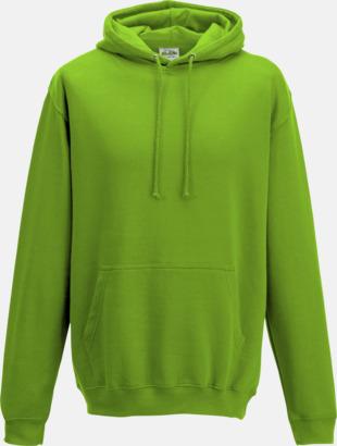 Alien Green Billiga collegetröjor i unisexmodell - med tryck