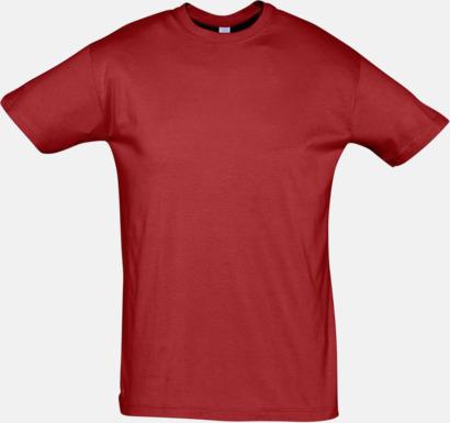 Tango Red Billiga herr t-shirts i rmånga färger med reklamtryck