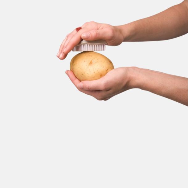 Högklassig rotfruktsborste