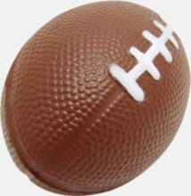 Amerikansk stressfotboll