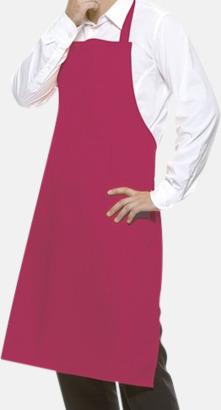 Rosa (7636C) Förkläden med eget tryck