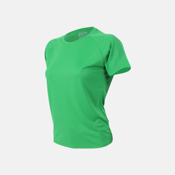 Grön Sport t-shirts i många färger - med reklamtryck