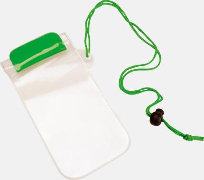 Grön Billiga, vattenavvisande mobilfodral med tryck