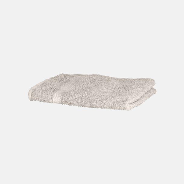 Pebble Exklusiva handdukar med egen brodyr