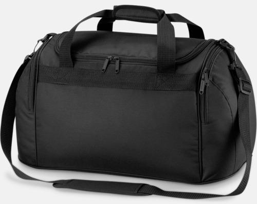 Svart Väskor med reklamtryck