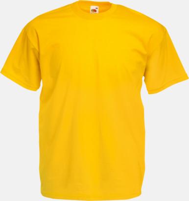 Sunflower Valueweight t-shirt med tryck