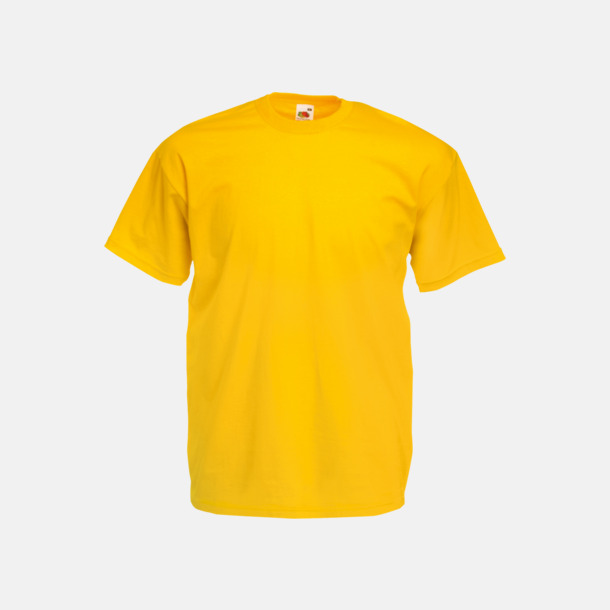 Sunflower Valueweight t-shirt med tryck