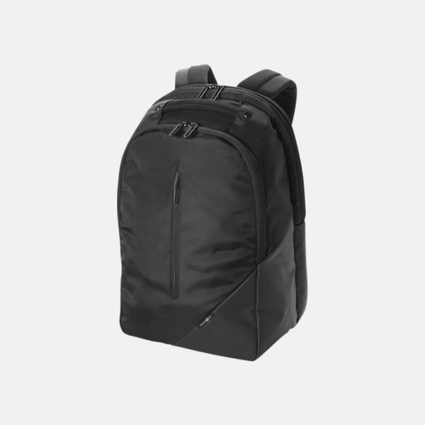 """Exklusiva 15,4"""" laptopryggsäckar med reklamtryck"""