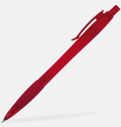 Röd Fräscht färgglad stiftpenna med tryck