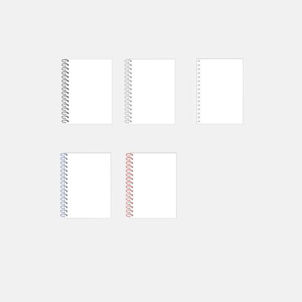 Väv Anteckningsbok -  Lyxigare anteckningsbok med präglingstryck
