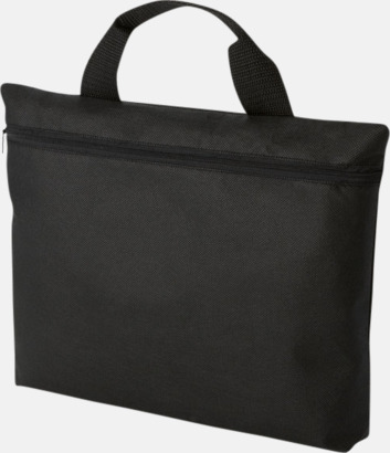 Mappväskor A4  i non woven-material med reklamtryck