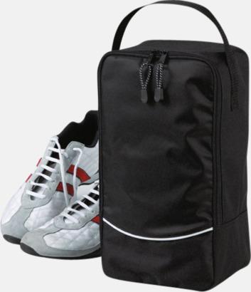 Sko väskor med reklamtryck