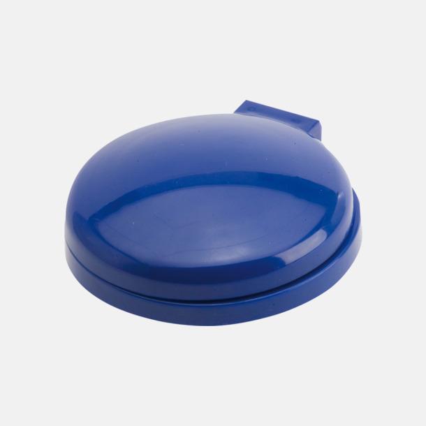 Blå Fickspegel med hårborste