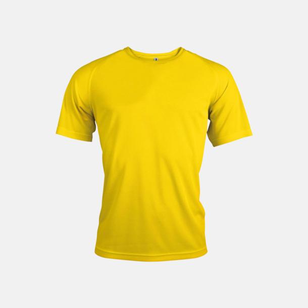 True Yellow Sport t-shirts i många färger för herrar - med reklamtryck