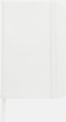 Vit Färgglada anteckningsböcker med tryck